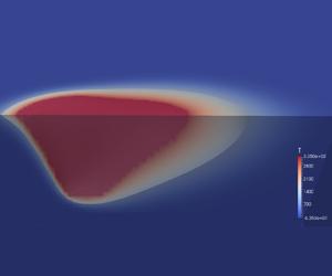 Simulation des LPBF-Prozesses