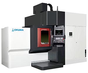 Okuma MU 6300V Laser Ex