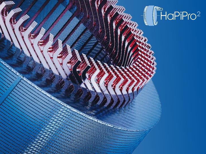 Kern der Kooperation zwischen Ford, RWTH Aachen und thyssenkrupp: Der Hairpin-Stator als derzeit wichtigste Komponente moderner Elektromotoren