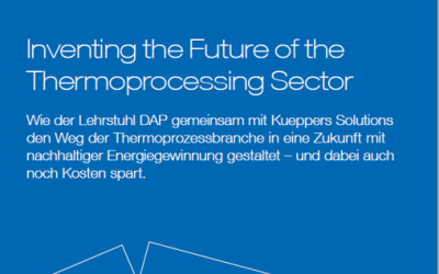 DAP Best-Practice Magazin vol.1: Thermoprocessing Sector