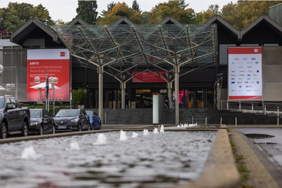 AMTC 2021 in the Eurogress, Aachen 2021